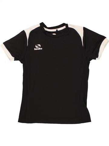 Camiseta deportivas niño SONDICO negro 6 años verano #1558969_1