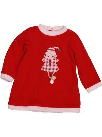 Camisón niña IN EXTENSO rosa 12 meses invierno #1561277_1