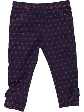 Legging fille M&CO noir 9 mois hiver #1562178_1