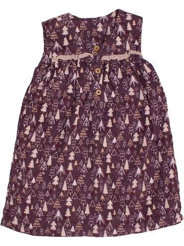 Robe fille NUTMEG violet 18 mois hiver #1563012_1