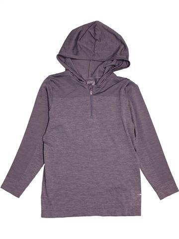 Camiseta de manga larga niño BOYS violeta 9 años invierno #1565479_1