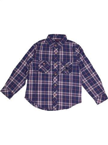 f7ea152e8 Camisa de manga larga niño SERGENT MAJOR púrpura 6 años invierno  1676702 1