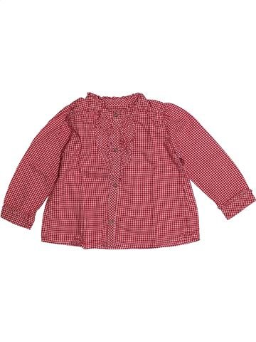 412a28fe7 Blusa de manga larga niña MAYORAL rosa 18 meses invierno  1686632 1