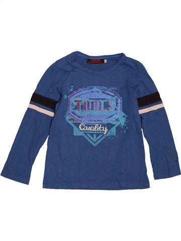 782d1b64344ff T-shirt manches longues garçon CATIMINI bleu 4 ans hiver  1693307 1