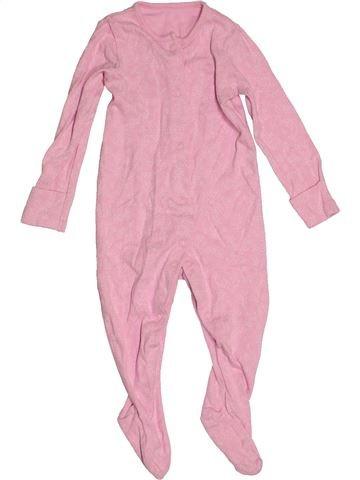 02b562cfc0311 Pyjama 1 pièce fille F F rose 6 mois été  1695291 1