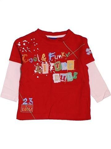 761de38e0 Camiseta de manga larga niño CHEROKEE rosa 18 meses invierno  1695857 1