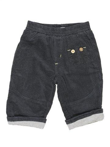 Pantalon garçon CATIMINI noir 6 mois hiver #401294_1