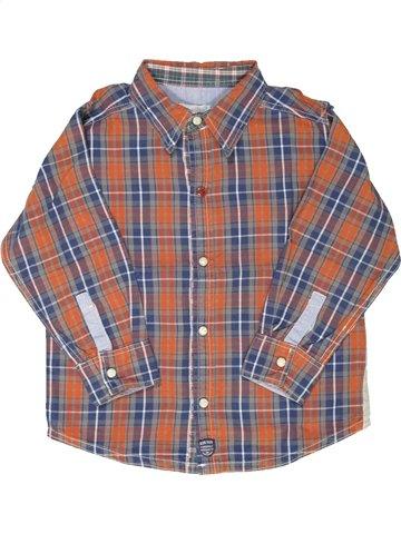 Camisa de manga larga niño ABSORBA gris 3 años invierno #778031_1
