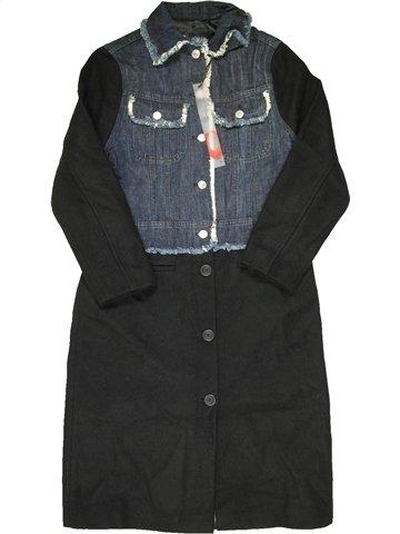 Manteau fille CHIPIE noir 14 ans hiver #868438_1