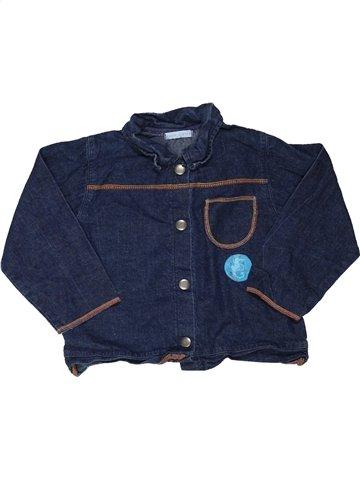 Chemise manches longues garçon SUCRE D'ORGE bleu 4 ans hiver #869299_1