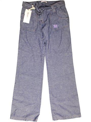 Pantalon fille KENZO gris 14 ans hiver #971936_1
